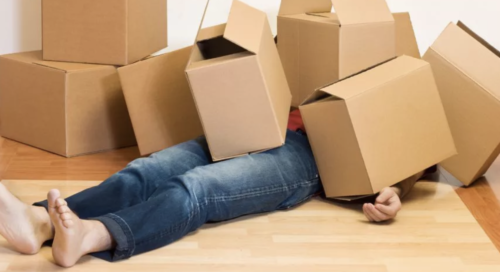 Local moving mistakes